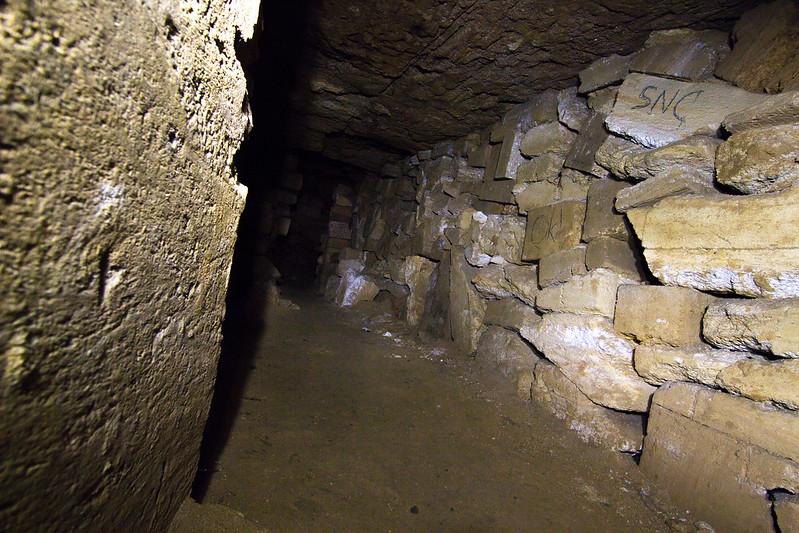 Odessa Catacomb