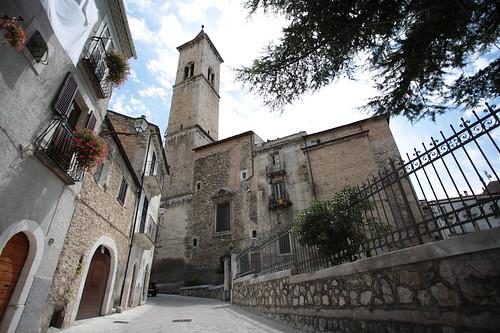 Pacentro: Santa Maria Maggiore