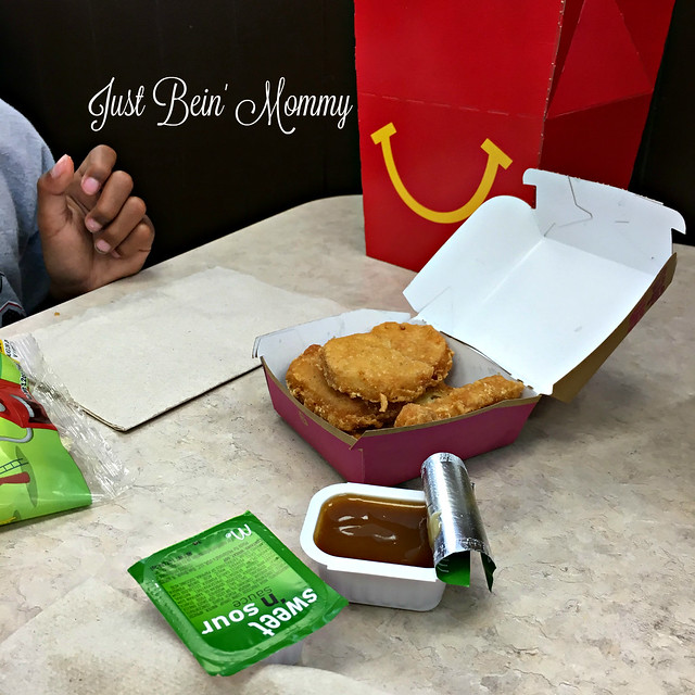 Mcdonalds Chicken McNuggets
