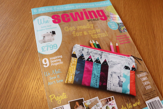 Sewing World Nation Dyeing Feature