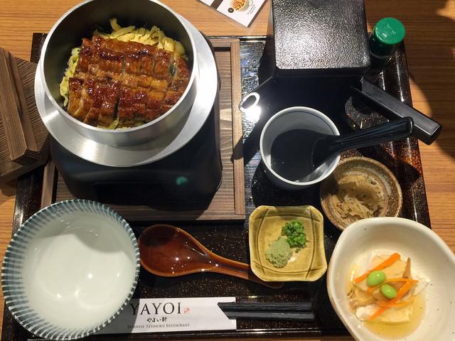 Yayoi Japanese Teishoku Restaurant Manila- Hitsumaboshi P650