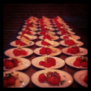 Lotsa watermelon starters. | by ★keaggy.com