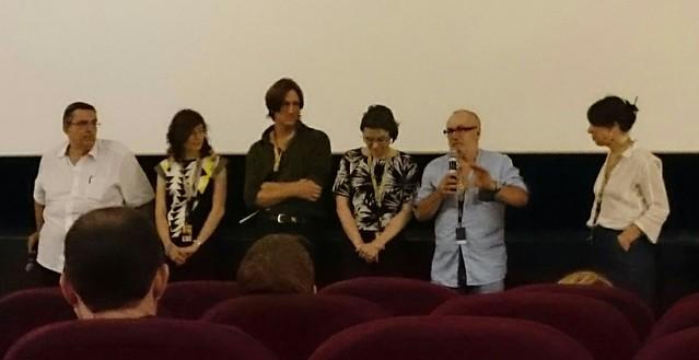 Clemens Klopfenstein, Locarno Film Festival 2016