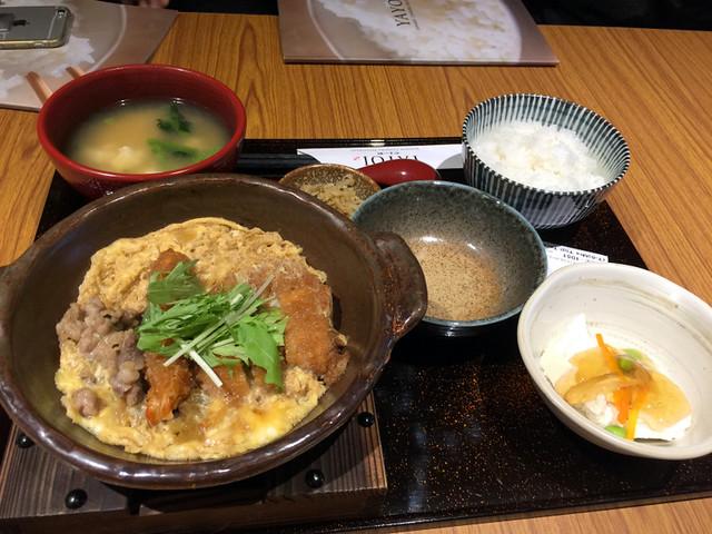 Yayoi Japanese Teishoku Restaurant Manila- Mix Toji Teishoku P425