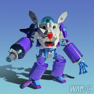 Mad Hatter's Mech | by War-C