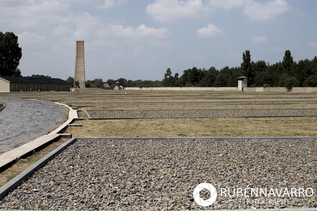Campo Concentración Sachsenhausen Berlín