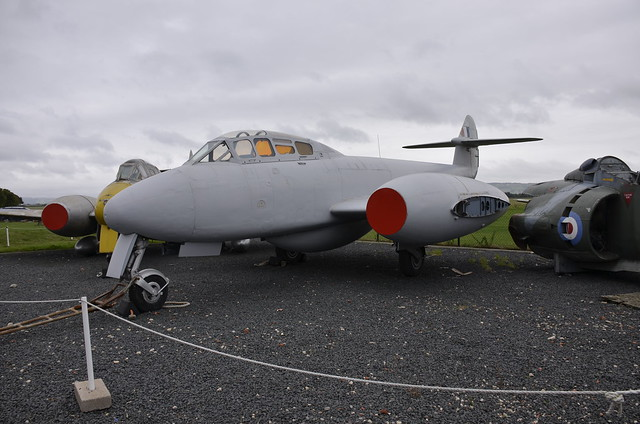 VW453 Gloster Meteor T7