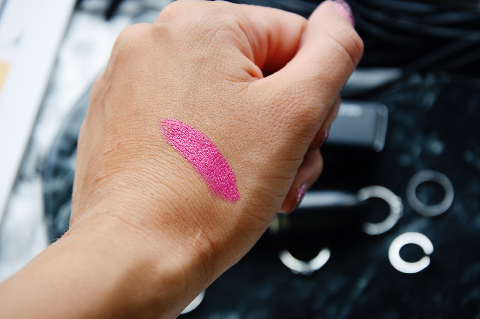 MAC Matte lipstick review