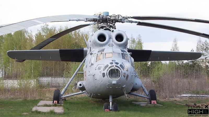 Russia Air Force Mi-6