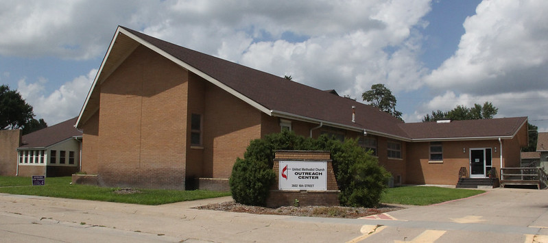 Columbus First UMC Outreach Center