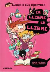 Jaume Copons y Liliana Fortuny, De llibre en llibre