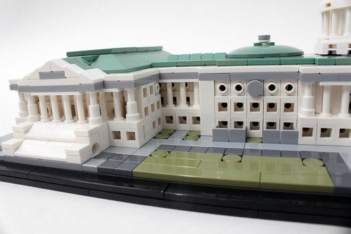 LEGO Architecture United States Capitol Building (21030) Review ...