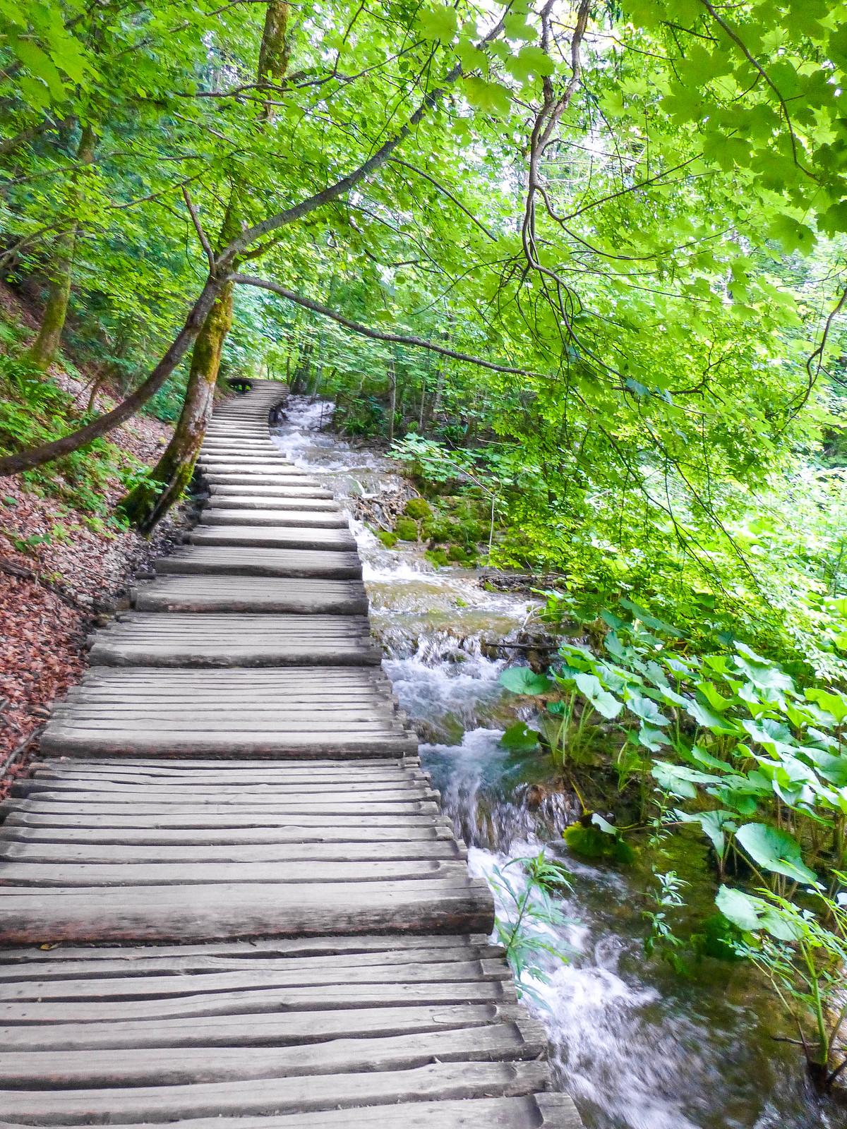 A bucket list-worthy adventure at Plitvice Lakes, Croatia