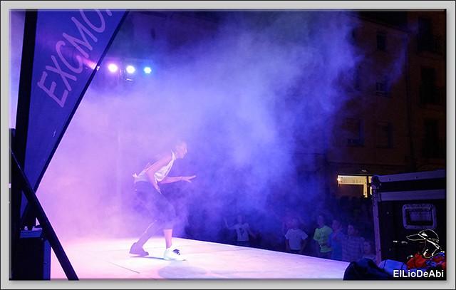 Briviesca en Fiestas 2016 Batalla del agua y Fiesta Zumba 3