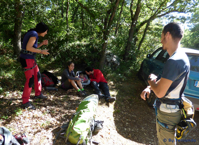 Collsuspina - Creu de Castellar -01- Campo Base 03