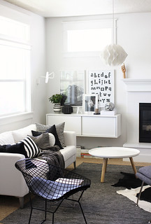 my living room | by AMM blog