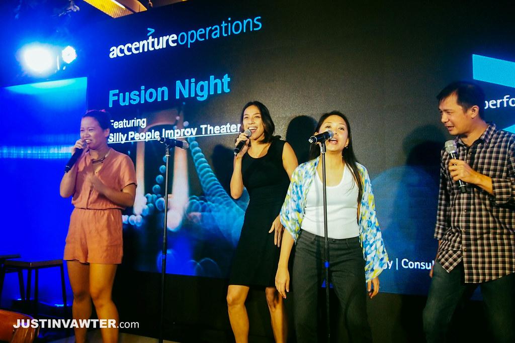 Accenture Fusion Night