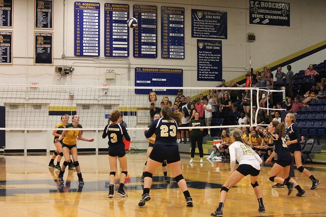 Kennedy Rucker Varsity Volleyball