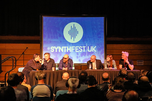 Synthfest UK - 50