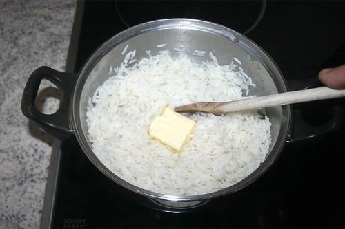 47 - Butter einrühren / Stir in butter