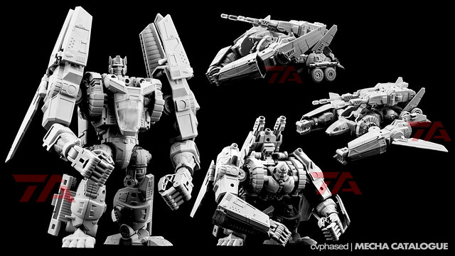 TransArt Toys - BW-04 (Optimal Optimus)