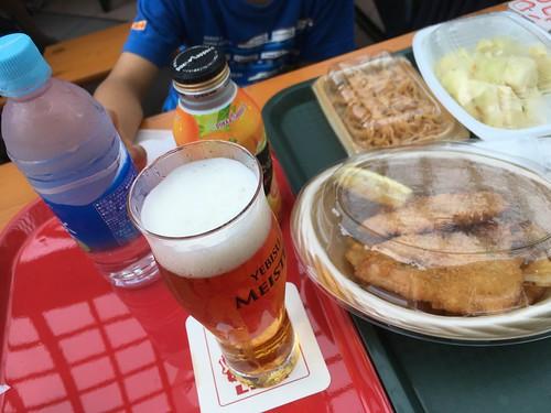 恵比寿ガーデンプレイス 恵比寿麦酒祭り 2016 最終日 2016.9.19