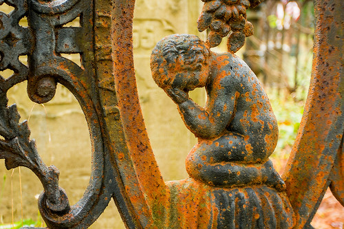 Weeping Angel | by Tom Whitney Photography