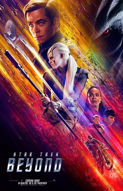 Star Trek - Beyond - Poster 2