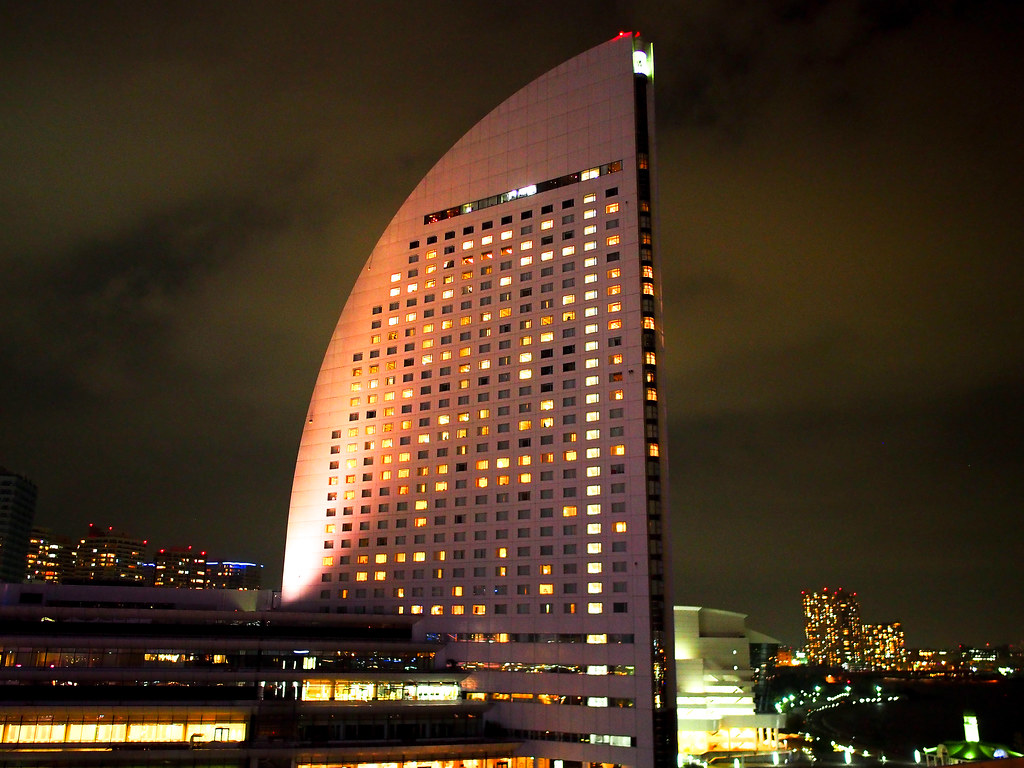 InterContinental Yokohama Grand Hotel