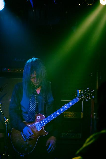 Molten Gold live at Crawdaddy Club, Tokyo, 10 Sep 2016 -00102