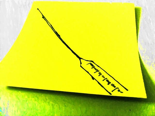 Technosynchrocity @ Blogger - Dr. House or Dr. Crowd - Needle