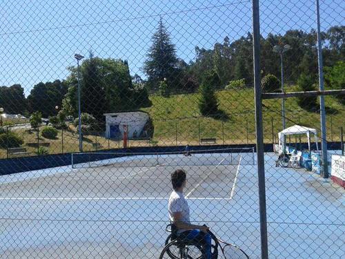 Campeonato Gallego de Tenis Silla 2016