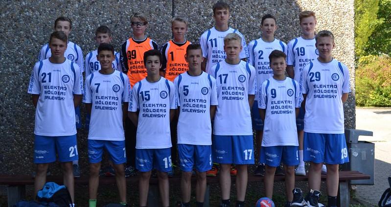 Talentschmiede Cup 2016