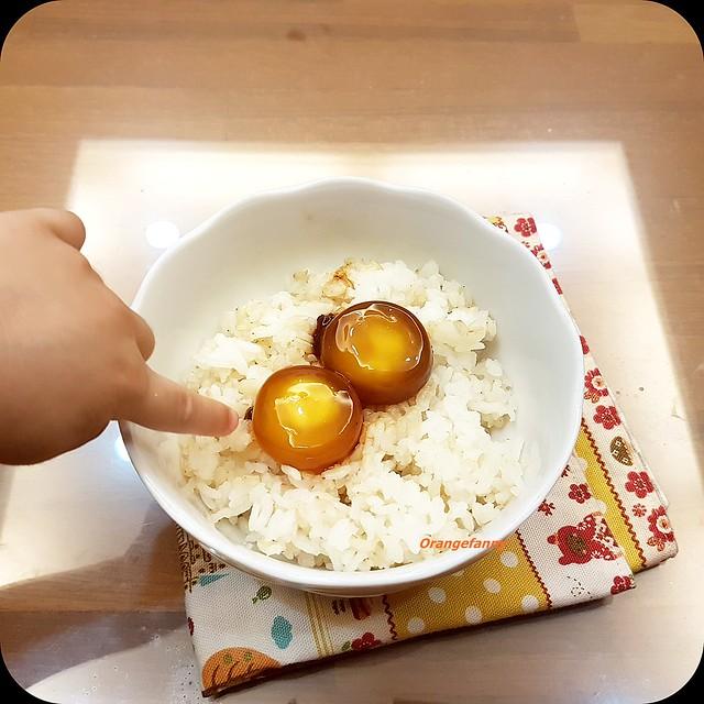 160819 白飯+醬油醃蛋黃-02