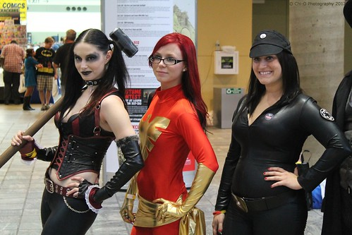 Baltimore Comic Con 2012 | by Chi-O