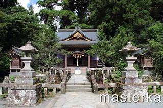 宇奈岐日女神社1