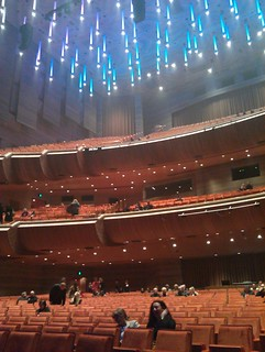 Hamer Hall starts to fill up | by Daniel Bowen