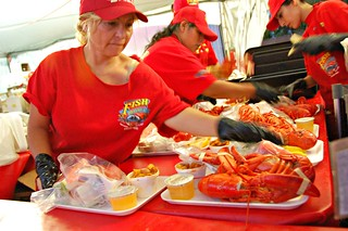 Lobsterfest Assembly Line | by Pedestrian Photographer