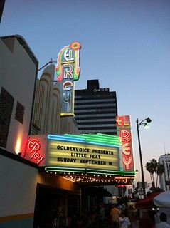Little Feat is Playing the El Rey Theatre in Los Angeles, California | by Trail Trekker