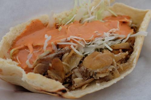 Doner Kebab Sandwich 04
