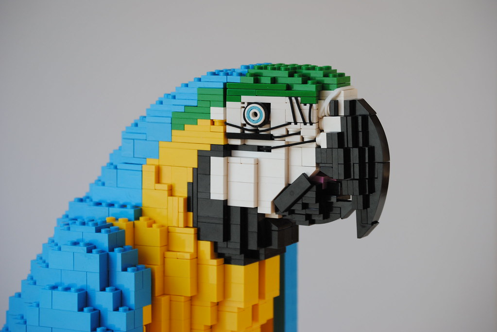 Το Ζωικό Βασίλειο από LEGO  - Σελίδα 6 29439476371_d116478543_b
