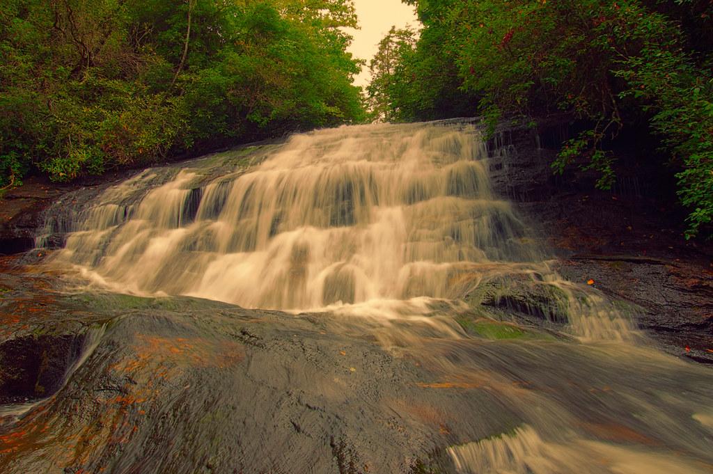 Upper Silver Run Falls