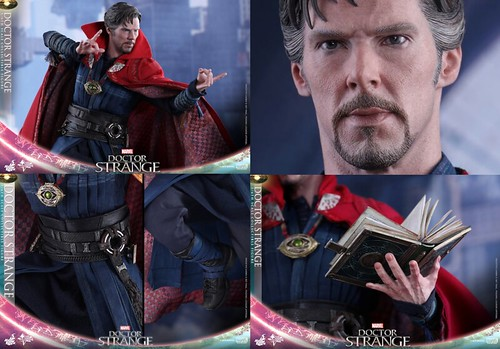 Dr Strange Hot Toy 6