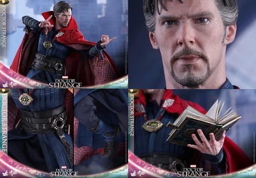 Dr Strange Hot Toy 6