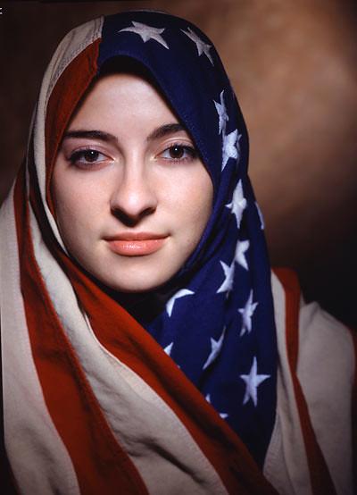Boushra AlMutawakel,《The Hijab Series》,2001