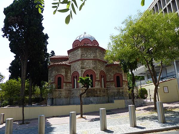 église byzantine kolonaki