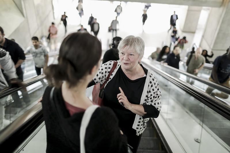 Portrait de MISP : Michèle, médecin passerelle, avant tout sur le terrain