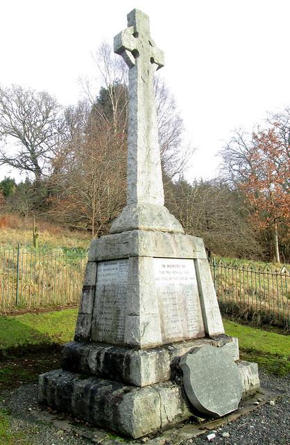 Mid-Atholl War Memorial