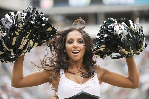 Philadelphia Eagles Cheerleader | by Xpeditor Driver