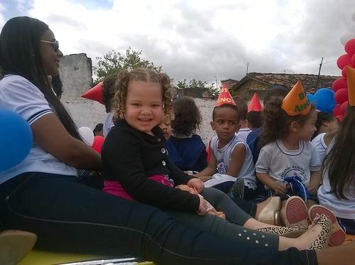 Desfile Cívico Escolinha Menino Jesu